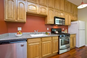 Most Bang Per Buck: Paint Kitchen Cabinets :: Cynthia Cummins - McGuire Real Estate